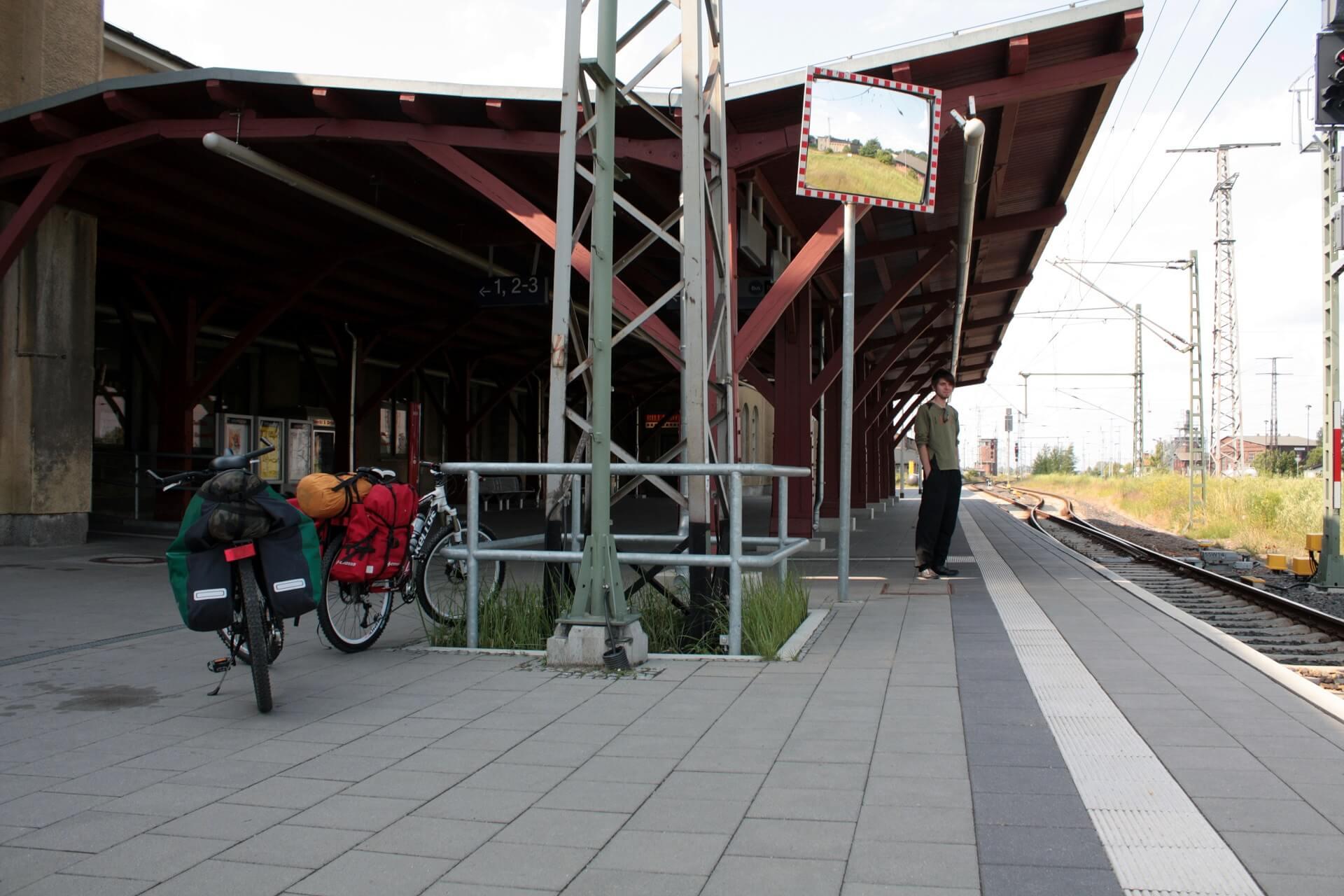 Pasewalk - stacja kolejowa