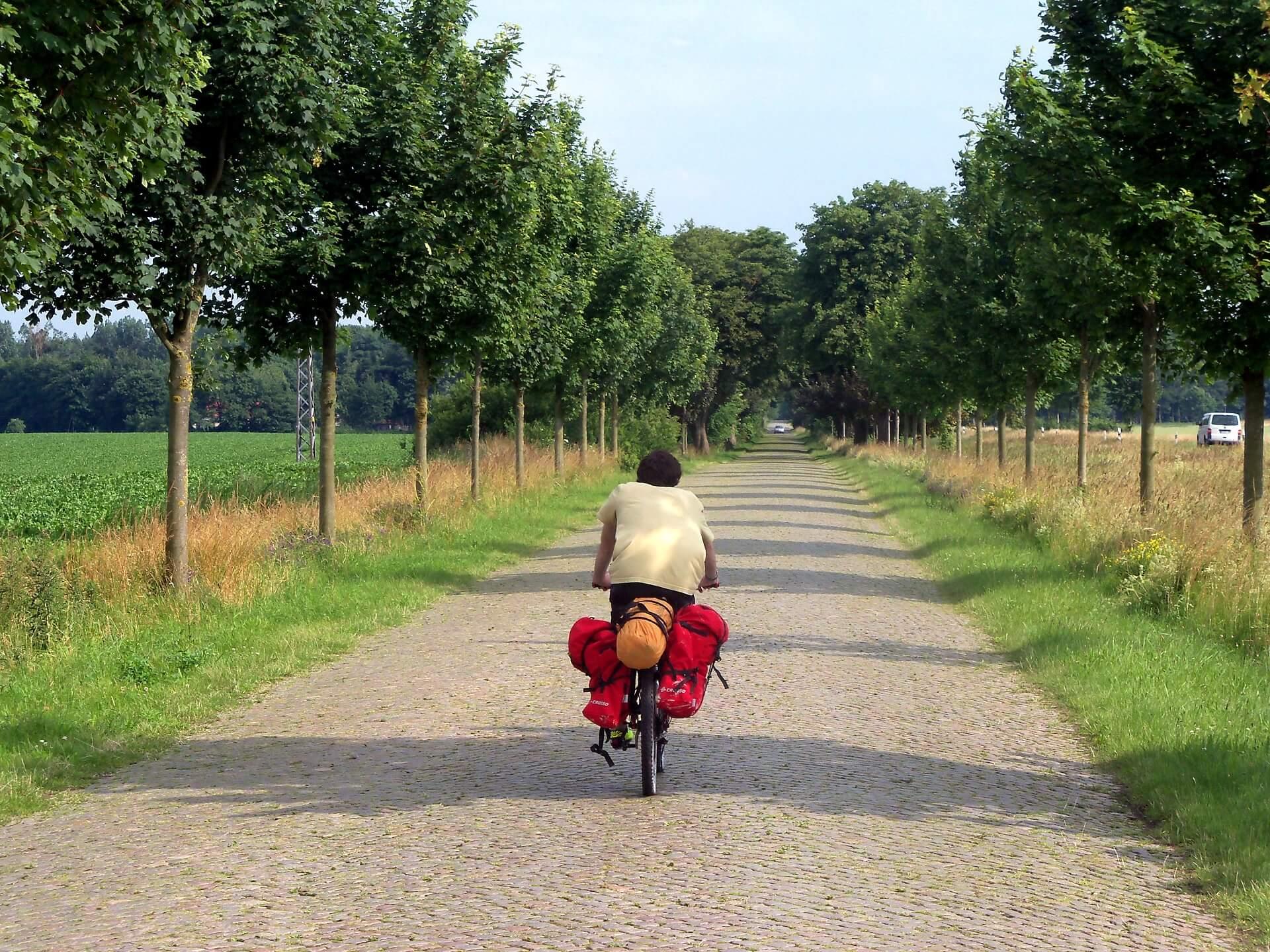 Wyspa Uznam wyprawa rowerowa