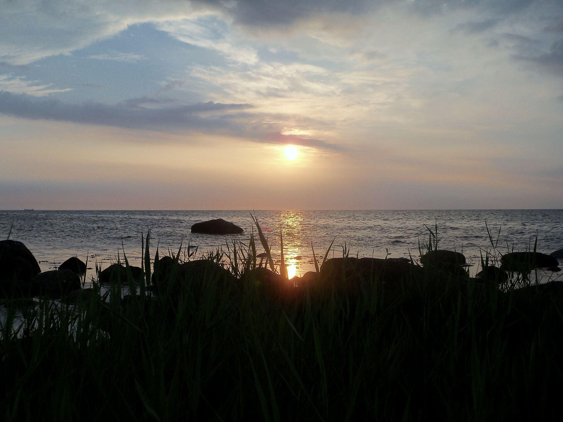 Park Narodowy Jasmund nawyspie Rugia