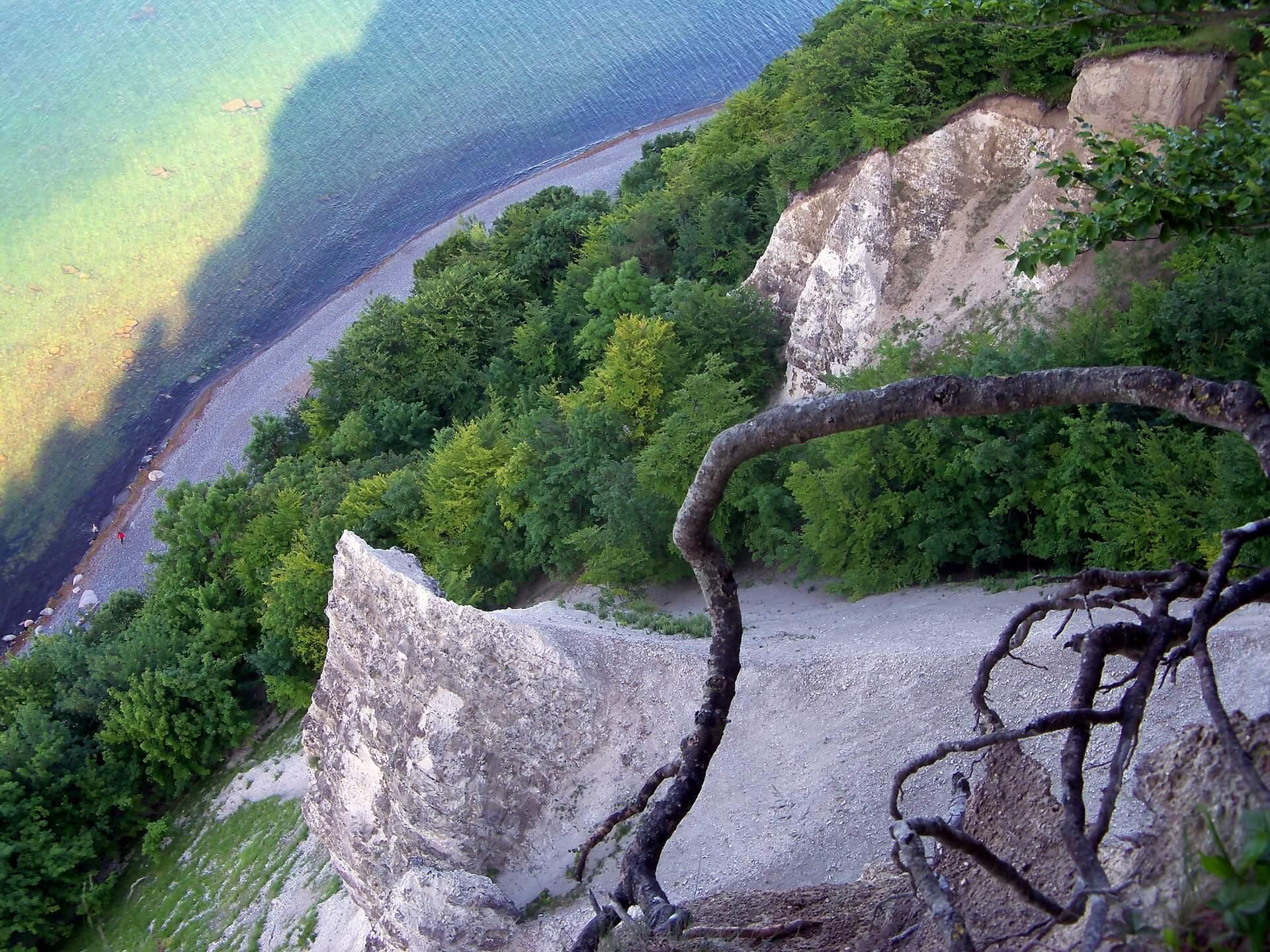 Rugia. Pierwszy cel wyprawy – Park Narodowy Jasmund