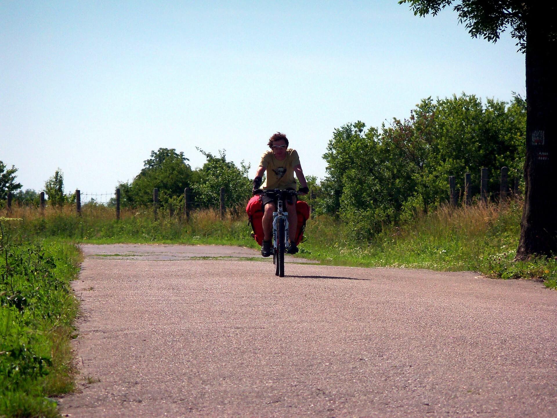 Rowerem wzdłuż wybrzeża - wyprawa rowerowa