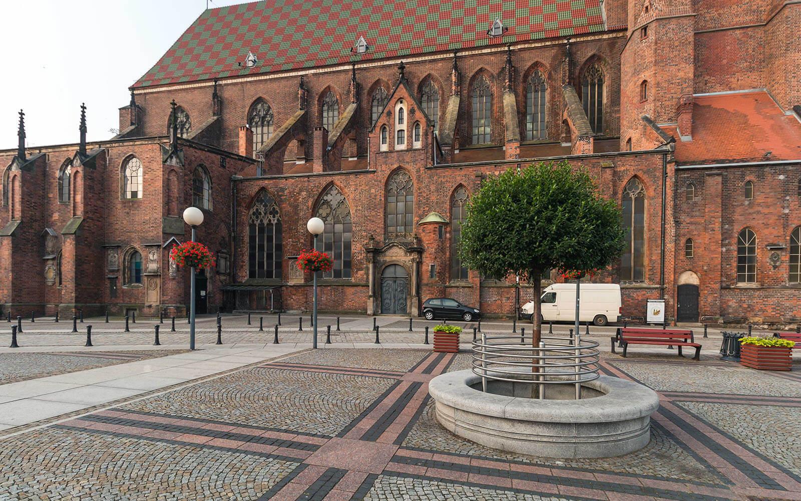 Katedra Kościoła Polskokatolickiego weWrocławiu
