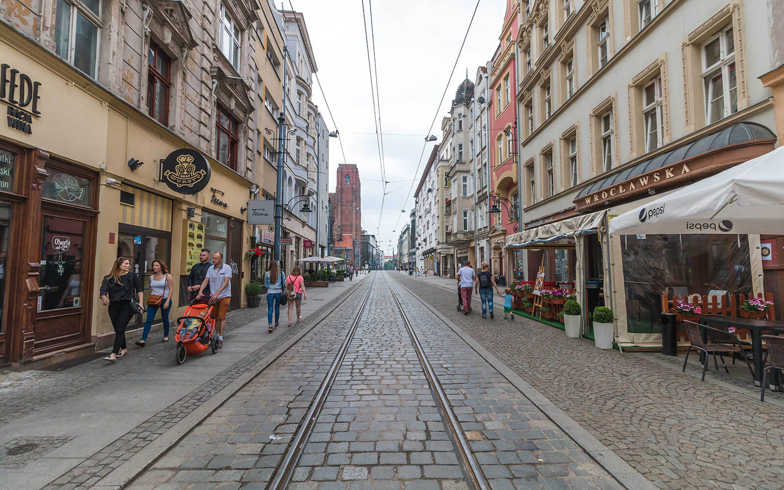 Stare miasto weWrocławiu