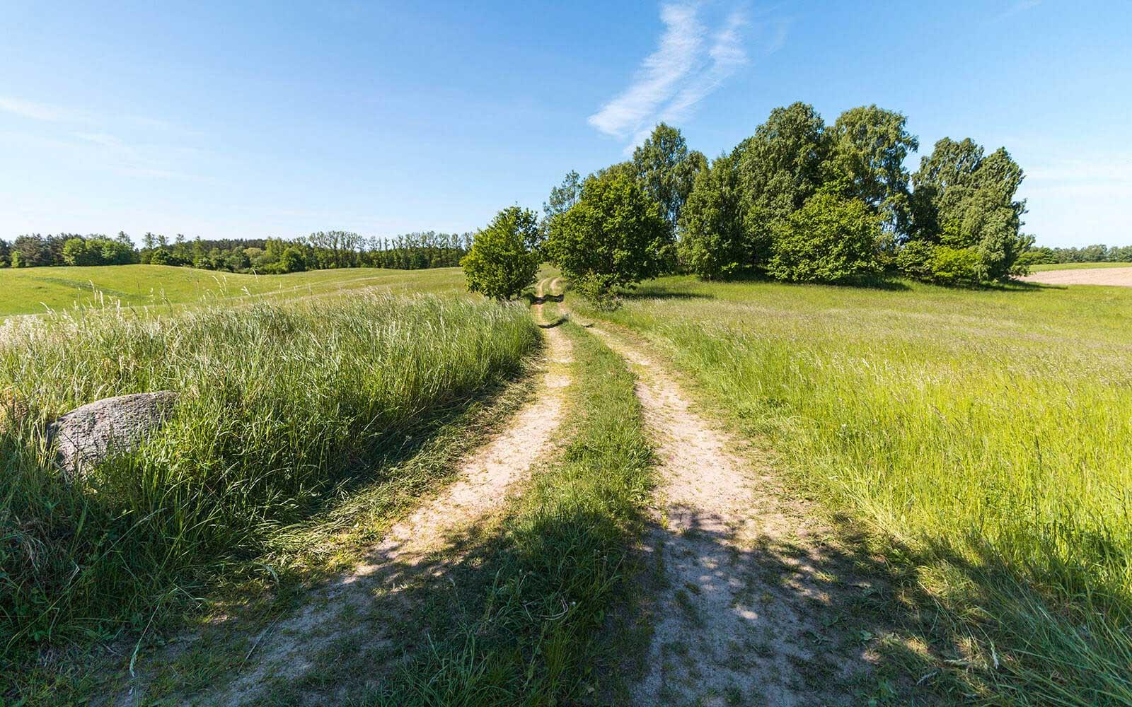 Krajobraz Drawski Park Krajobrazowy