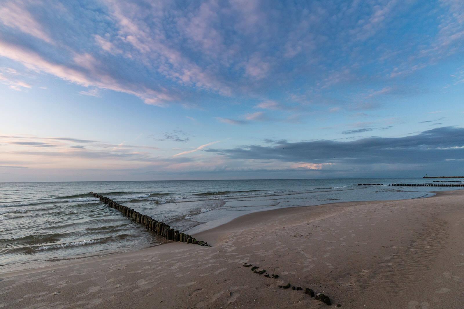 Kilka powodów dla których warto pojechać nad polskie morze po sezonie