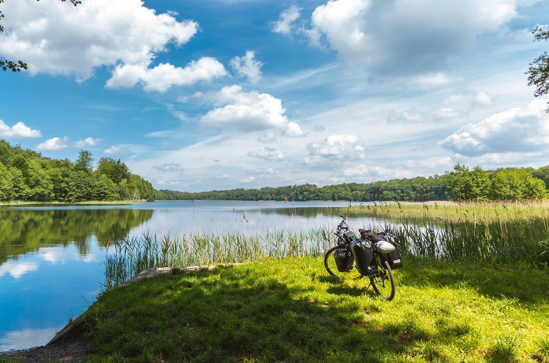 Podróże iwyprawy rowerowe poPolsce