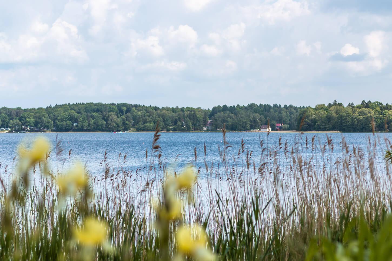 Jezioro Ińsko wIńsku