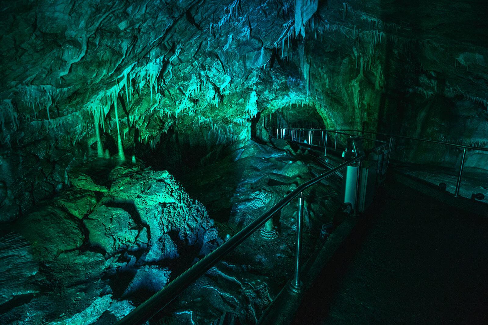 Jaskinia Niedźwiedzia wKletnie