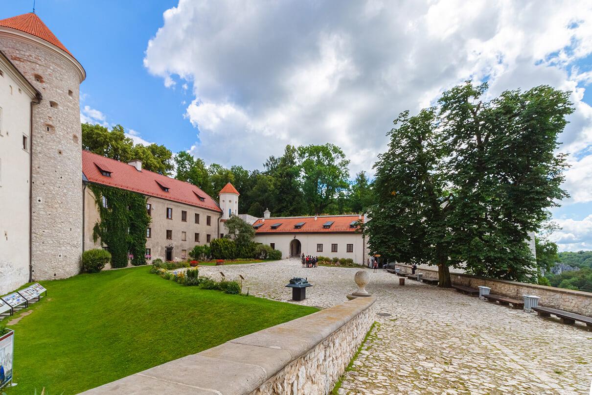 Atrakcja Zamek Pieskowa Skała